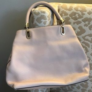 Light pink Lambskin Leather Vince Camuto Purse